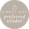 Simply Wed Preferred Vendor