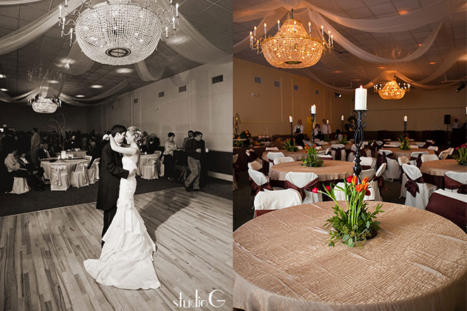 Hill event center wedding receptions dinners junglespirit Gallery